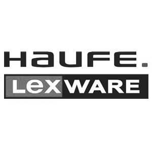Logo Haufe Lexware, Referenz Möller Horcher PR GmbH