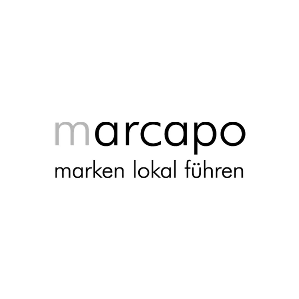 Logo Marcapo, Referenz PR Agentur Möller Horcher
