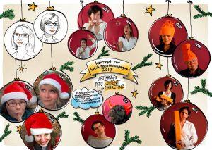 Frohe Weihnachten An Kollegen.Frohe Weihnachten Und Einen Guten Rutsch Ins Neue Jahr