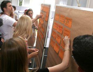Evalanche Partner Day Brainwriting mit Gabriele Horcher Bewertung