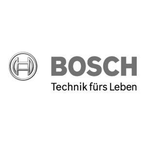 Bosch Logo Referenz für Möller Horcher