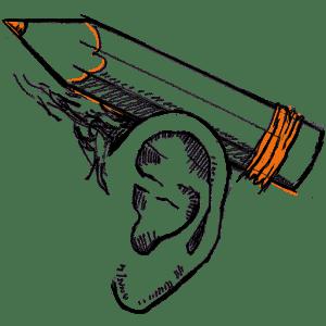 Telefonischen Input in Texte zu überführen, gehört zum redaktionellen Handwerkszeug. Copyright: Möller Horcher Kommunikation